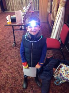 6 year old Night Walker
