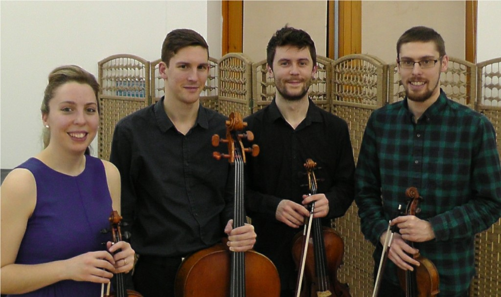 The Zelkova Quartet