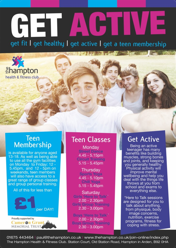 Teen Membership Flyer_Page 1